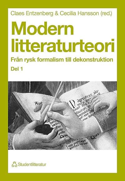 Modern litteraturteori 1 - Från rysk formalism till dekonstruktion