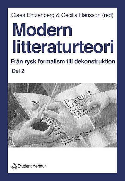 Modern litteraturteori 2 - Från rysk formalism till dekonstruktion