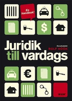 Juridik till vardags : en handbok