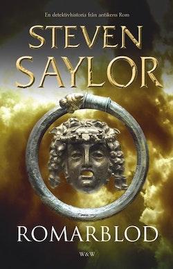 Romarblod : en detektivhistoria från antikens Rom