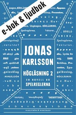 Högläsning 2 (e-bok + ljudbok): En novell ur Spelreglerna