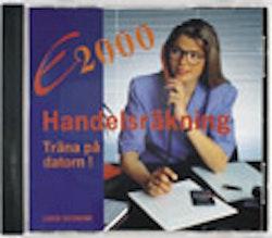 E2000 Handelsräkning CD, skollicens - Träna på datorn!