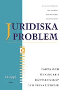 Juridiska problem Fakta & Övningar