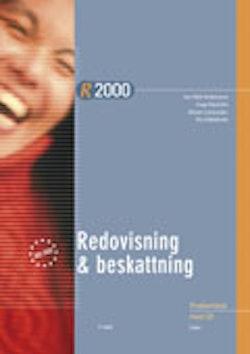 R2000 Redovisning & beskattning Problembok + cd