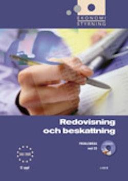 Ekonomistyrning Redovisning och beskattning Problembok m cd BAS2000