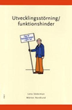 Utvecklingsstörning funktionshinder