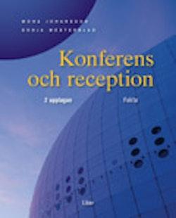Konferens och reception Faktabok