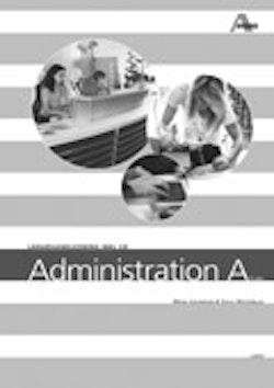 Administration A/A2000 Lärarhandledning inkl cd
