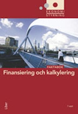 Ekonomistyrning Finansiering och kalkylering Faktabok
