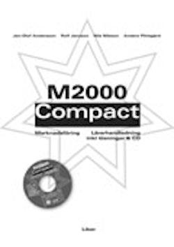 M2000 Compact Lärarhandledning inkl Lösningar och cd
