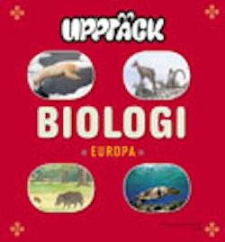 Upptäck Europa Biologi Grundbok