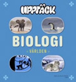 Upptäck världen Biologi Grundbok