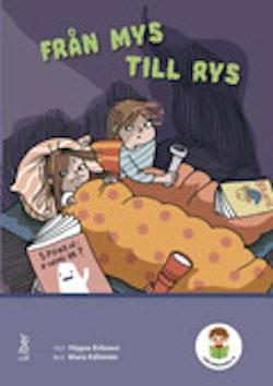 Lilla biblioteket Från mys till rys 3-pack