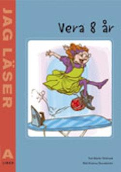 Jag läser A Vera 8 år 3-pack