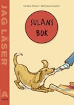 Jag läser A Sulans bok Nivå 2 3-pack