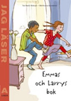 Jag läser A Emma och Larrys bok Nivå 2 3-pack