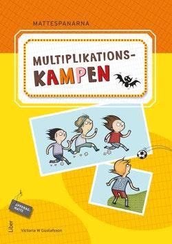 Mattespanarna Multiplikationskampen
