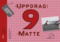 Uppdrag Matte 9