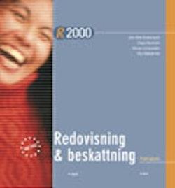 R2000 Redovisning & beskattning Fakta