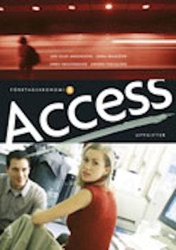 Access Företagsekonomi B Uppgiftsbok med CD