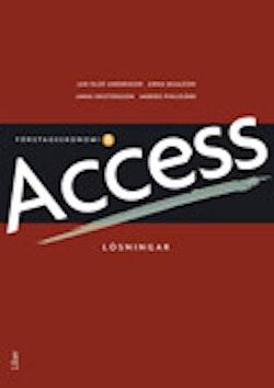 Access Företagsekonomi B Lösningar