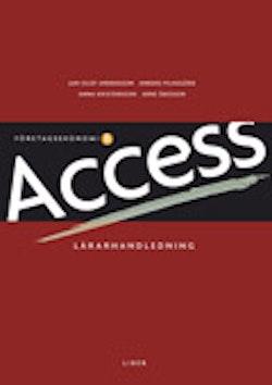 Access Företagsekonomi B Lärarhandledning