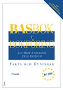 BASbok i bokföring BAS2000 Fakta&Övn