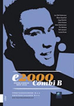 E2000 Combi B Företagsekonomi Problembok med dvd