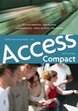 Access Compact Uppgifter m cd