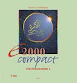 E2000 Compact Företagsekonomi A Fakta och Övningar