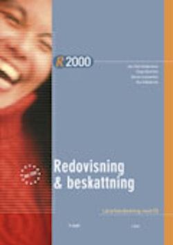 R2000 Redovisning & beskattning - lärarhandledning med CD