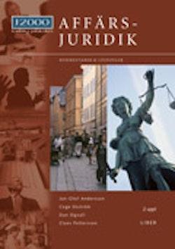 J2000 Affärsjuridik, Kommentarer o lösningar