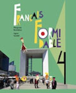 Francais Formidable 4 Textbok