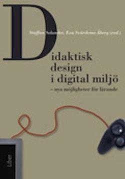 Didaktisk design i digital miljö