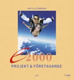 E2000 : projekt och företagande