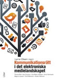 Kommunikationsrätt i det elektroniska medielandskapet