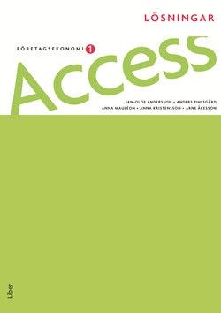 Access 1, Lösningar