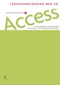 Access 1, Lärarhandledning med CD