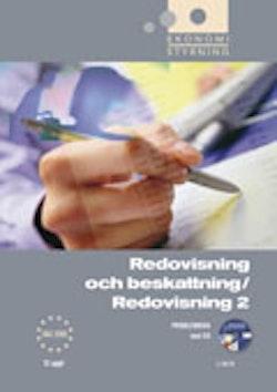 Ekonomistyrning : redovisning och beskattning / Problembok med CD