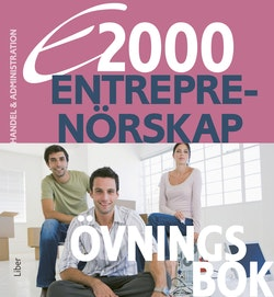 E2000 Entreprenörskap Övningsbok Handels- och administrationsprogrammet