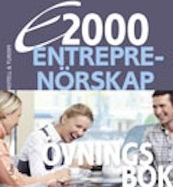 E2000 Entreprenörskap Övningsbok Hotell- och turismprogrammet