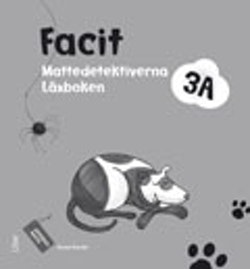 Mattedetektiverna 3A Facit