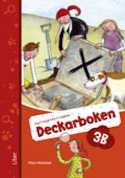 Mattedetektiverna Deckarboken 3B