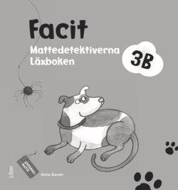 Mattedetektiverna 3B Facit