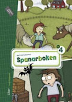 Mattespanarna Spanarboken 4