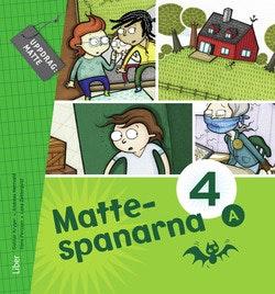Mattespanarna 4A Grundbok