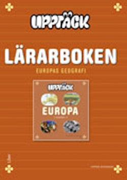 Upptäck Europa Geografi Lärarbok