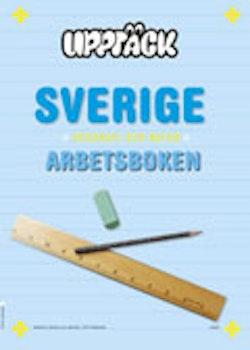 Upptäck Sverige Geografi Arbetsbok