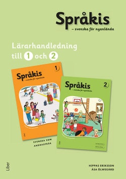 Språkis Svenska för nyanlända 1-2 Lärarhandledning