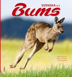 Bums Svenska år 4 Grundbok